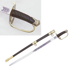 Shelby Officer Sword - 42""
