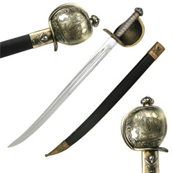 The Guardian Pirate Sword 30 1/2&quot;