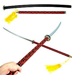 Massive Full Tang Nodachi Sword Final Fantasy 67 1/2""