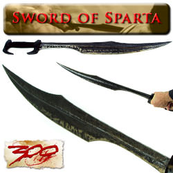 Sword of Sparta - Authentic 300 Movie Replica 34 1/4""