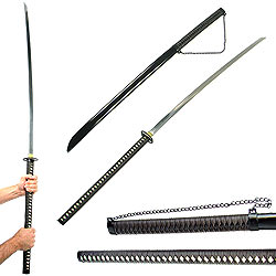 Gigantic Full Tang Nodachi Sword 66""