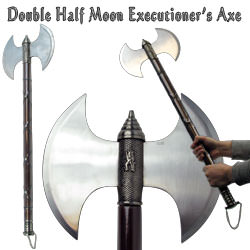 EXECUTIONER MEDIEVAL AXE - 32&quot;
