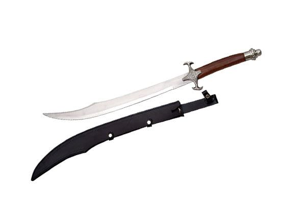 Falasan's Scimitar Sword w/Sheath 31""