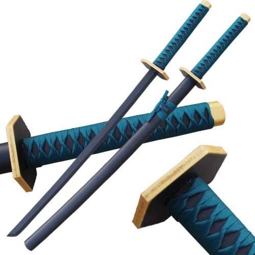 Beautiful ALL WOOD Katana Sword 41""