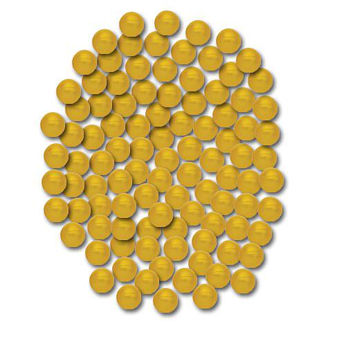 Yellow Blowgun Paintballs 100 Count