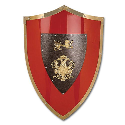 El Cid Steel Shield 24""