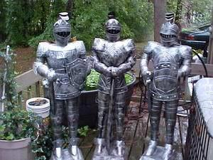 4 Foot Suit of Armor Medieval Knight