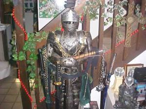 5 Foot Suit of Armor Medieval Knight