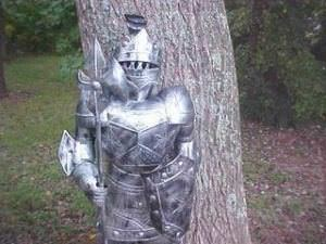 5 Foot Suit of Armor LIMITED STANCES