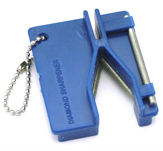Diamond Knife Portable Sharpener