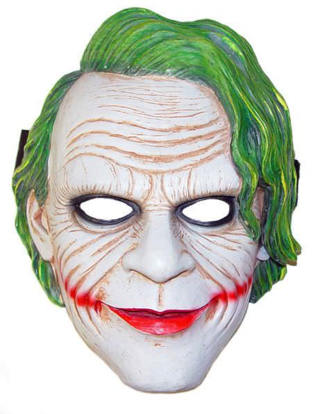 Joker- Batman's villian Mask