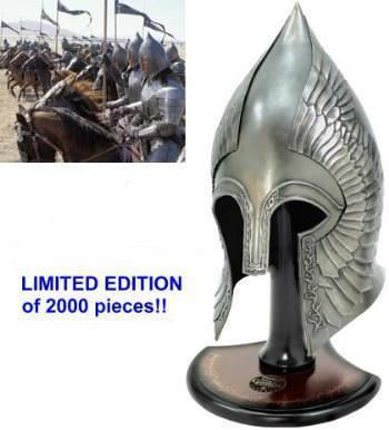 Gondorian Infantry Helm - Limited Edition Lord of the Rings LOTR