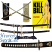 Kill Bill Katanas