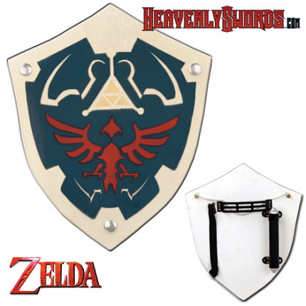 Legend of Zelda - Link's Shield (wooden)