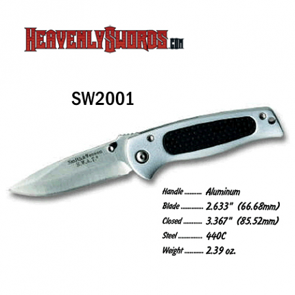 S&W SWAT Baby Regular Blade
