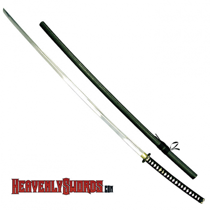 Enormous Carbon Steel Nodachi Sword 68""
