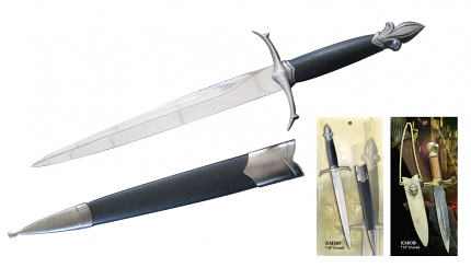 Chronicles of Narnia Prince Caspian Dagger 15""