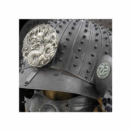 CAS Iberia Dragon Armour Helmet