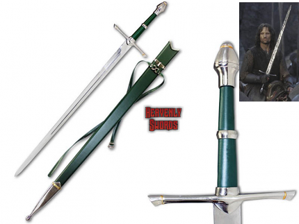"""Lord of the Rings Sword of Strider LOTR 46"""""""