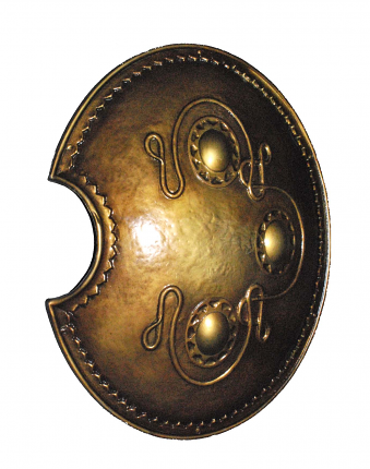 Immortals Movie - Heraklion Shield 31""