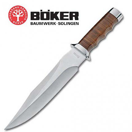 """Boker Magnum Giant Bowie Knife 12 5/8"""""""
