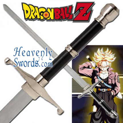 Dragonball Z  - Trunks Sword Deluxe TRUNKS Sword GEN III w/Sheath