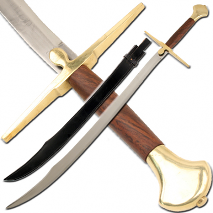 Hungarian War Saber Sword 43""