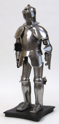 Minature Medieval Suit of Armor 28""