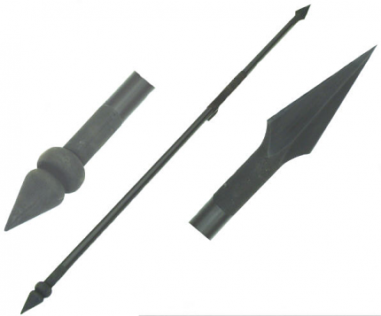 300 Spear Heavy Weight Spear 82""