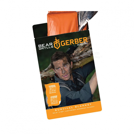 Bear Grylls Survival Blanket