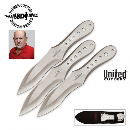 Hibben Genx Pro Thrower Triple Set Small