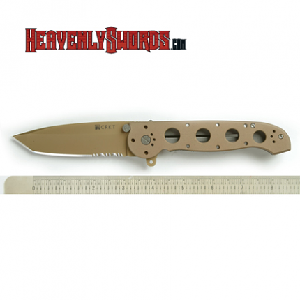 Carson M16-14D Desert Big Dog - Combination Edge