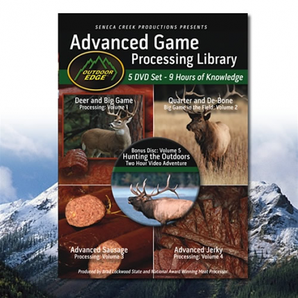 Advanced Wild Game Processing Library