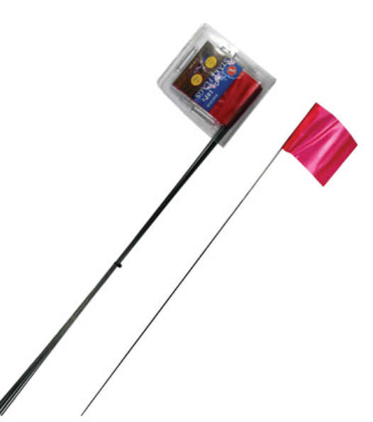 10 Pc Marking Hiking Camping Flag ESF2510