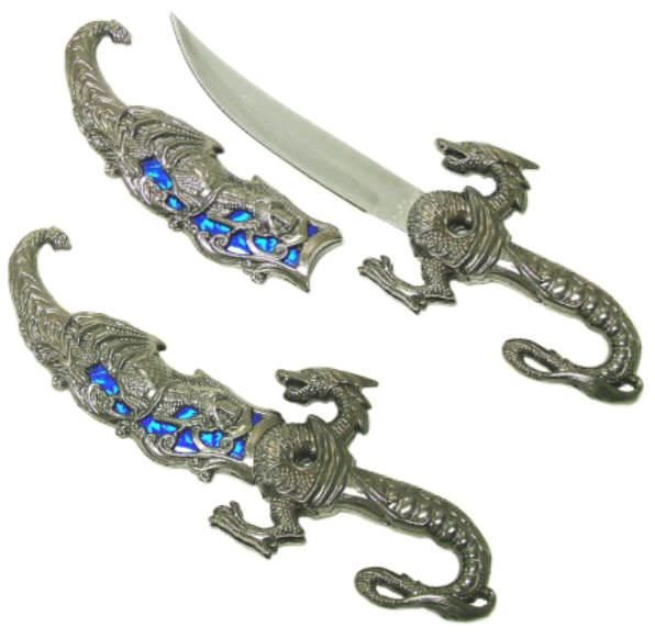 10 in Dragon Dagger H858BL