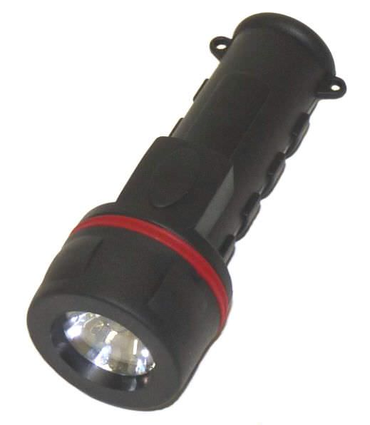 12- Mini LED Water Resistant Flashlight FL2526dz