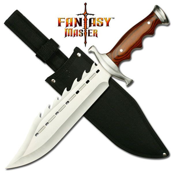 15 in Fantasy Master Bowie Knife FM551