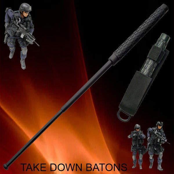 26 in Police Baton Telescoping NS26RB