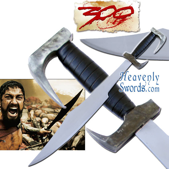 300 Spartan Movie Sword