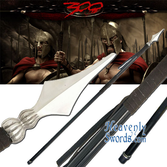 300 Spartan Warrior Spear