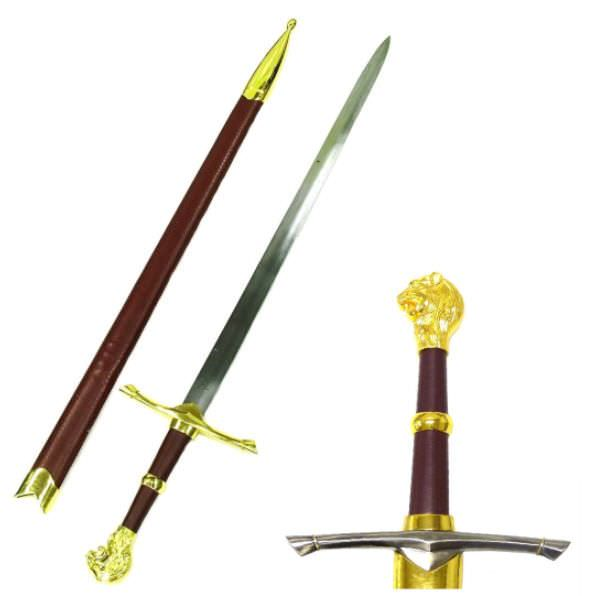 41 in Gold Peters Sword. SB142