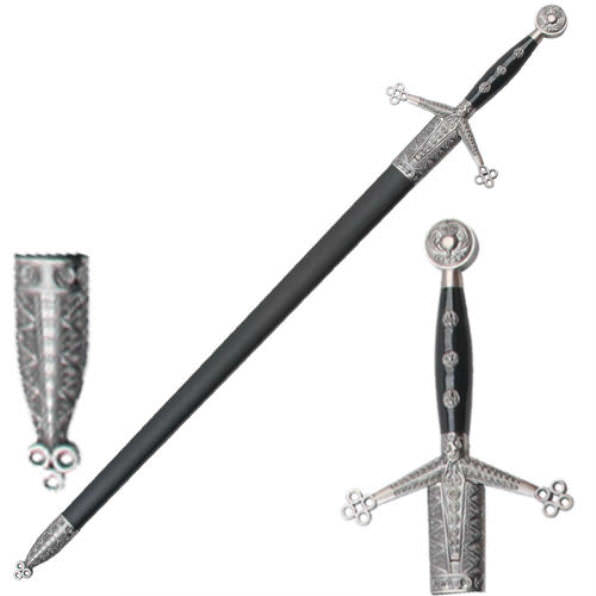 43in Royal Claymore Celtic Sword BS013789