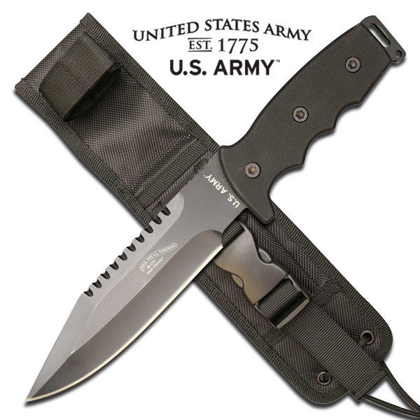 Army Official Licensed Tactical Fighting Knife A1003