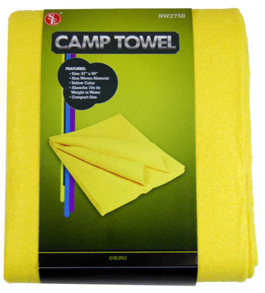 BIG 27 X 50 Camp Towel Non Woven NW2750