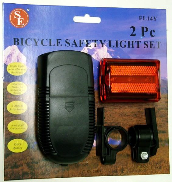Bicycle Safety Light Set FL14Y