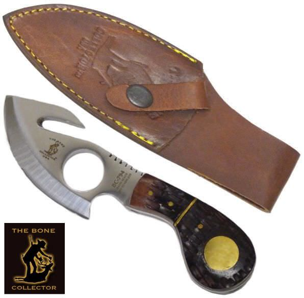 Bone Collector Bone Handle Skinning Knife BC794