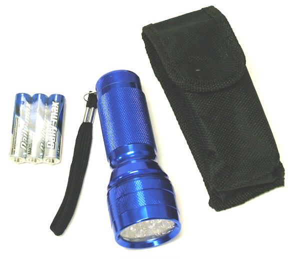 21 Led Bulb Flashlight FL30721BL