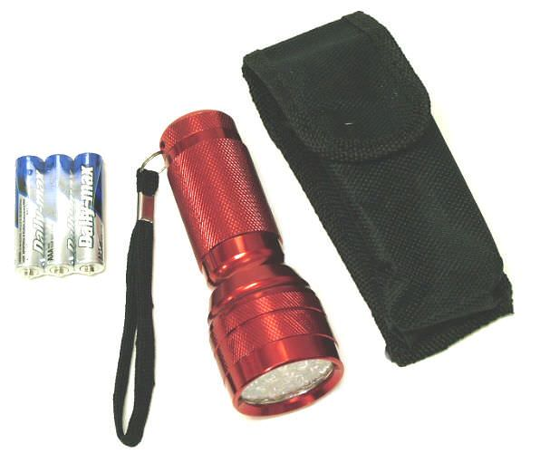 21 Led Bulb Flashlight FL30721R