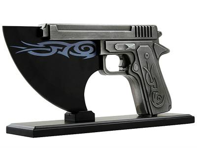 Blade Gun Knife with Display Stand