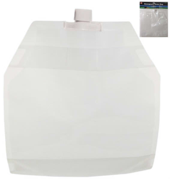 Emergency 5 Liter Water Bag EWB5L